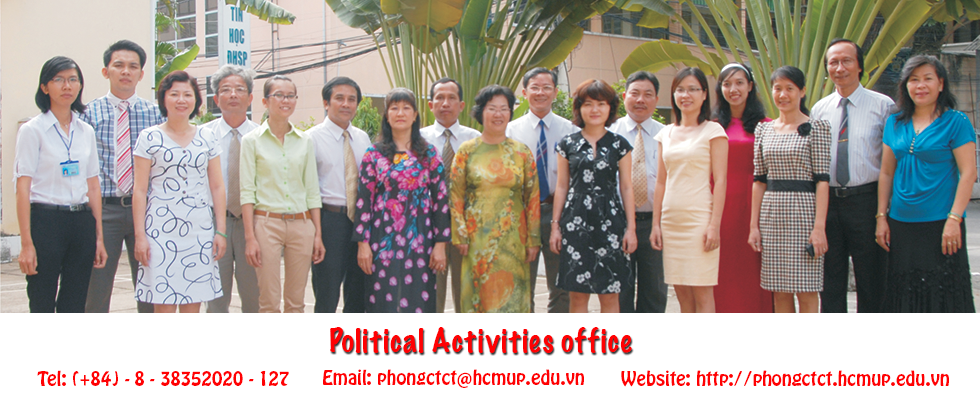 Political Activities Office
