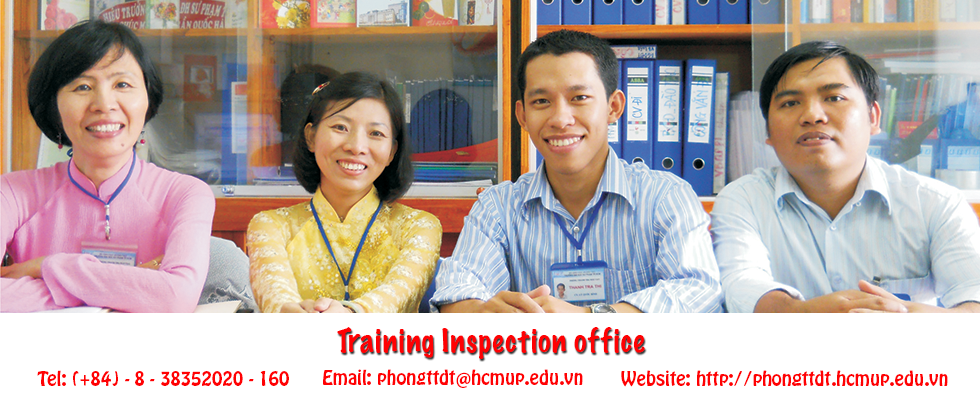 Training Inspection Office